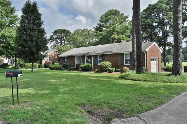 16 Fairway Dr, Portsmouth, VA 23701 (#10146274) :: RE/MAX Central Realty