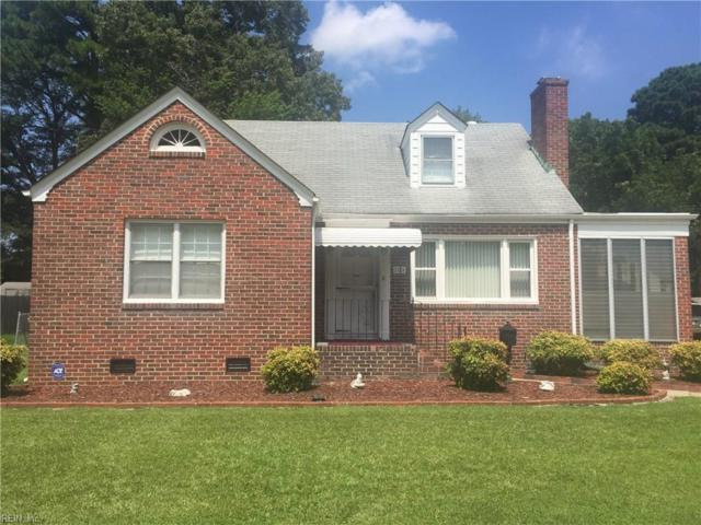 2424 Greenwood Dr, Portsmouth, VA 23702 (#10146328) :: Resh Realty Group