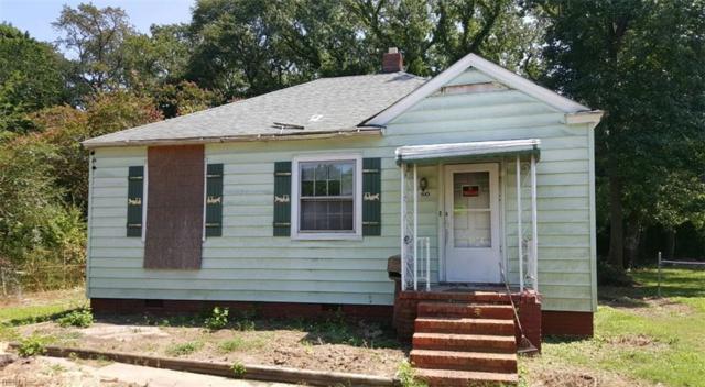 60 Cavalier Rd, Hampton, VA 23669 (#10146445) :: Resh Realty Group