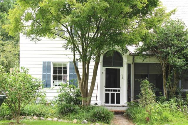222 Hurley Ave, Newport News, VA 23601 (#10146977) :: Austin James Real Estate
