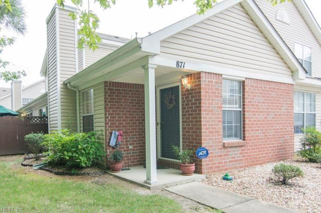 871 Miller Creek Ln, Newport News, VA 23602 (#10147706) :: Austin James Real Estate