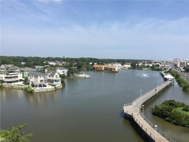 500 Pacific Ave #802, Virginia Beach, VA 23451 (#10147734) :: The Kris Weaver Real Estate Team