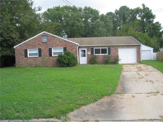 446 Beaumont St, Hampton, VA 23669 (#10148136) :: Abbitt Realty Co.