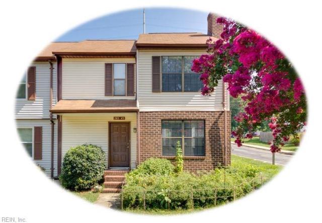285 Merrimac Trl #45, Williamsburg, VA 23185 (#10148844) :: Berkshire Hathaway HomeServices Towne Realty