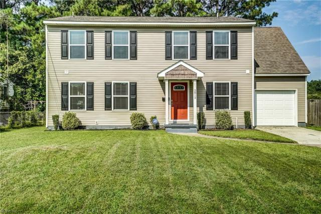 2812 Southport Ave, Chesapeake, VA 23324 (#10149740) :: Hayes Real Estate Team