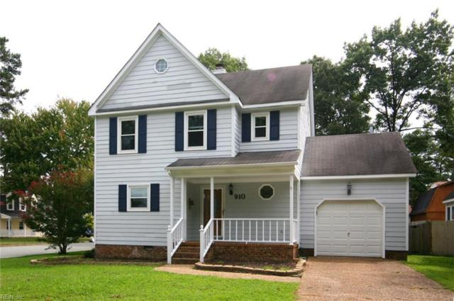 910 Silversmith Cir, Newport News, VA 23608 (MLS #10149985) :: Chantel Ray Real Estate
