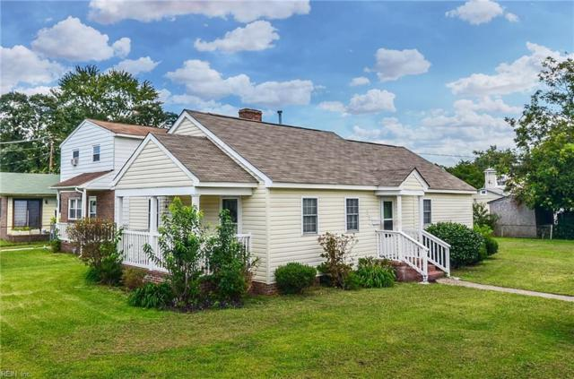 334 Chesterfield Rd, Hampton, VA 23661 (#10150214) :: Hayes Real Estate Team