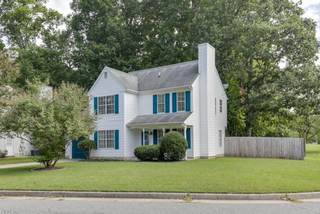 102 Summerglen Rdg, Newport News, VA 23602 (MLS #10150520) :: Chantel Ray Real Estate
