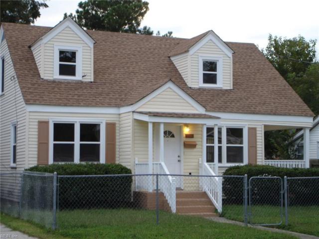 2110 Des Moines Ave, Portsmouth, VA 23704 (#10150685) :: Hayes Real Estate Team
