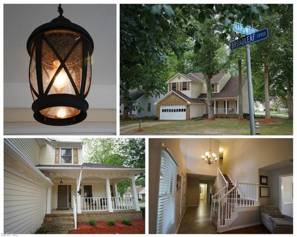 713 Broadleaf Xing, Chesapeake, VA 23320 (#10150961) :: Hayes Real Estate Team