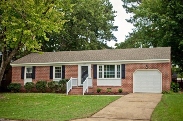 337 Kingsman Dr, Newport News, VA 23608 (MLS #10151363) :: Chantel Ray Real Estate