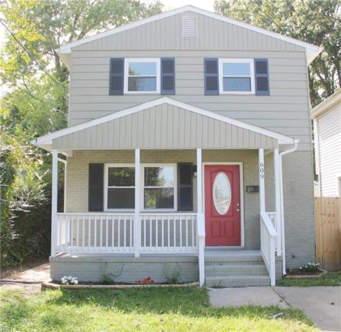 609 Powhatan Pw, Hampton, VA 23661 (MLS #10152562) :: Chantel Ray Real Estate