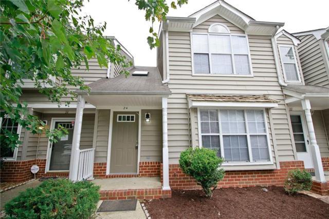 24 Madrone Pl, Hampton, VA 23666 (#10152722) :: The Kris Weaver Real Estate Team