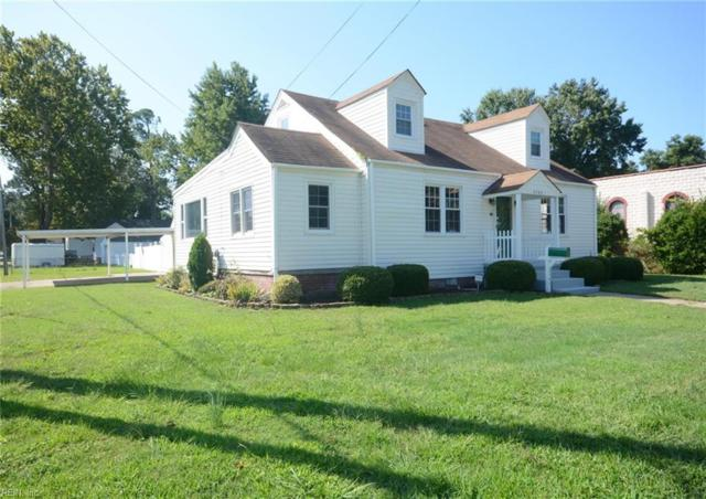 2701 Greenwood Dr, Portsmouth, VA 23702 (#10152903) :: The Kris Weaver Real Estate Team