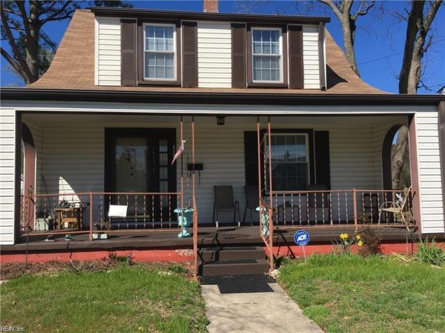 1411 26th St, Newport News, VA 23607 (#10152932) :: The Kris Weaver Real Estate Team