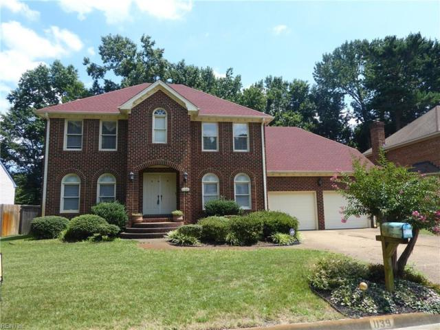 1139 Fairway Dr, Chesapeake, VA 23320 (#10152949) :: The Kris Weaver Real Estate Team