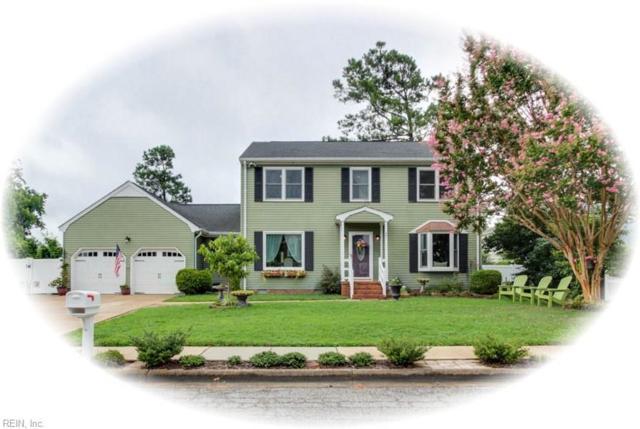 52 Chowning Dr, Hampton, VA 23664 (#10153077) :: Berkshire Hathaway HomeServices Towne Realty