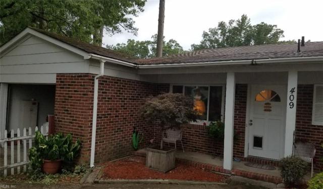 409 Aspen Dr, Newport News, VA 23608 (#10153180) :: Austin James Real Estate