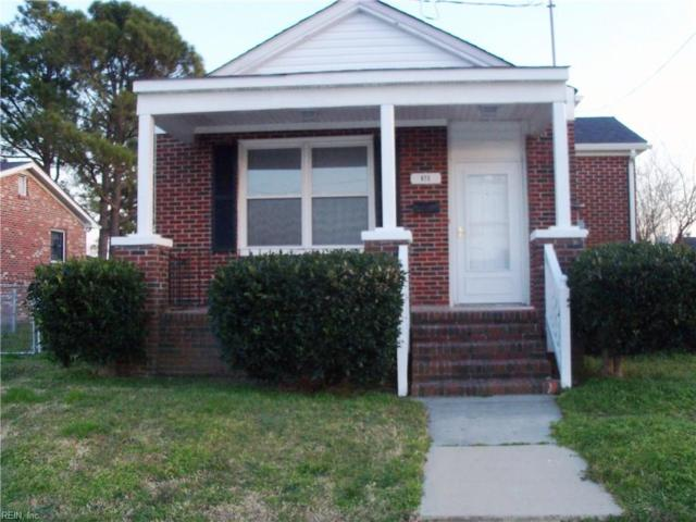 673 Lincoln Ave, Portsmouth, VA 23704 (MLS #10156099) :: Chantel Ray Real Estate