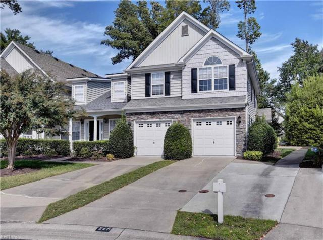 241 Claiborne Dr #241, Williamsburg, VA 23188 (#10156256) :: Green Tree Realty Hampton Roads