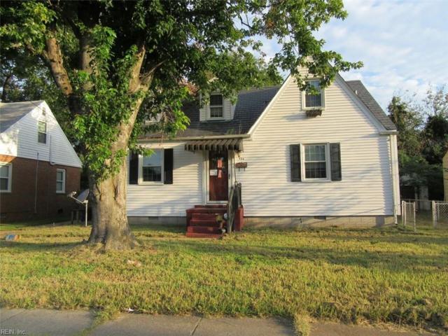726 Marvin Ave, Norfolk, VA 23518 (#10157183) :: Atlantic Sotheby's International Realty