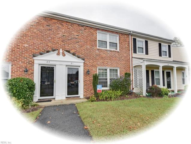 81 Towne Square Dr, Newport News, VA 23607 (#10157301) :: RE/MAX Central Realty