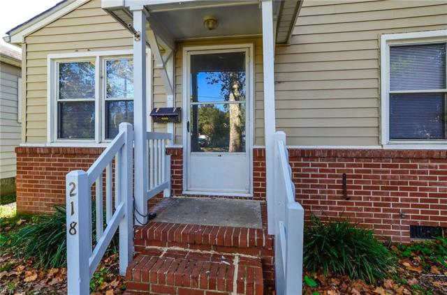 218 Center Ave, Newport News, VA 23601 (#10157870) :: Resh Realty Group