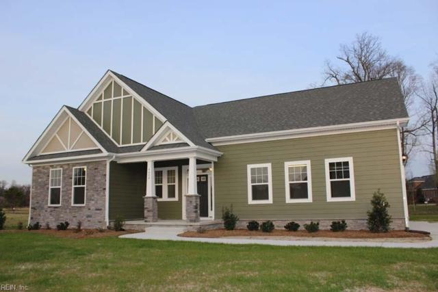 MM Ashlynn @ Newsomes Cir, Isle of Wight County, VA 23314 (#10157999) :: Abbitt Realty Co.