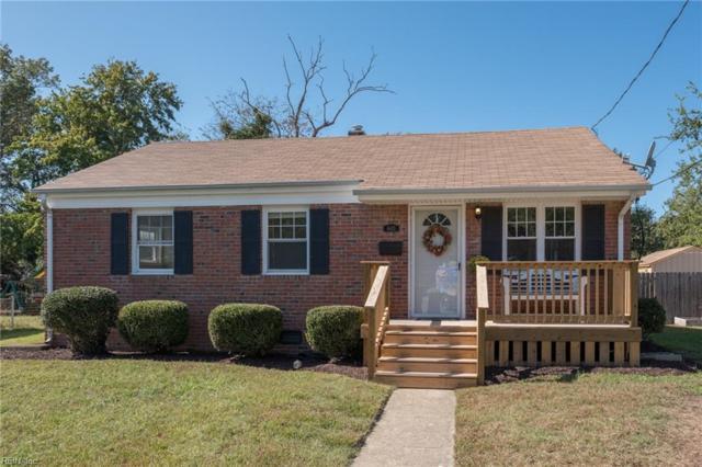 6413 Natrona Ave, Norfolk, VA 23509 (#10158182) :: Green Tree Realty Hampton Roads