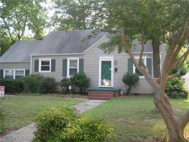 7603 Gloucester Ave, Norfolk, VA 23505 (#10158355) :: Green Tree Realty Hampton Roads