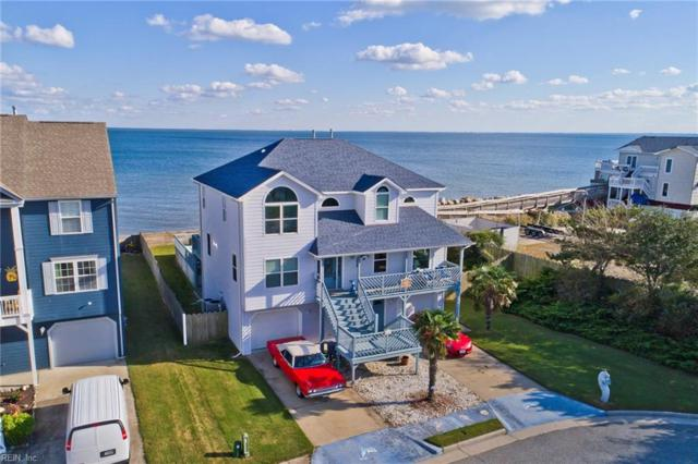 127 Grand View Dr, Hampton, VA 23664 (#10159311) :: Abbitt Realty Co.