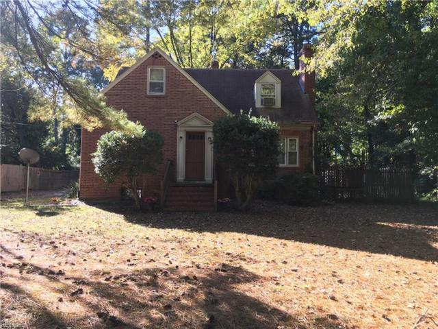 124 Wickre St, James City County, VA 23185 (MLS #10159530) :: Chantel Ray Real Estate