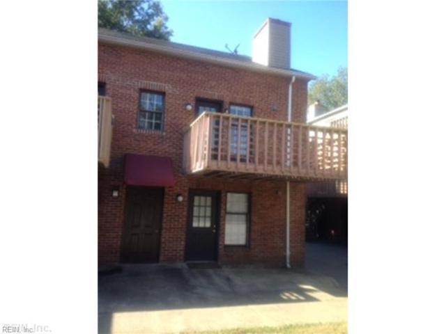 7440 Hampton Blvd H, Norfolk, VA 23505 (#10160302) :: Austin James Real Estate