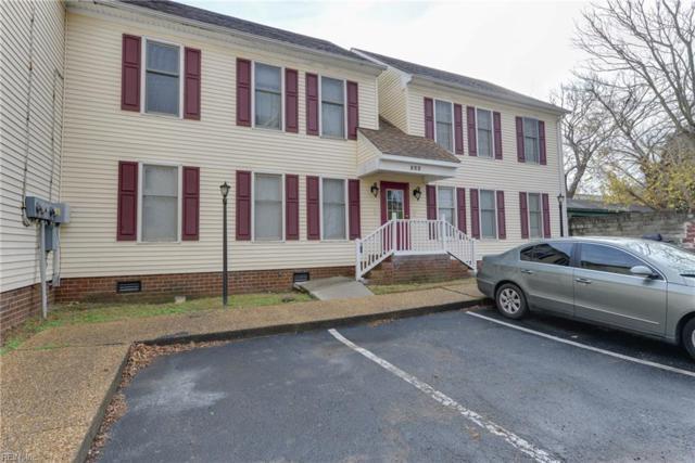 322 Washington St A, Portsmouth, VA 23704 (#10161146) :: Berkshire Hathaway HomeServices Towne Realty