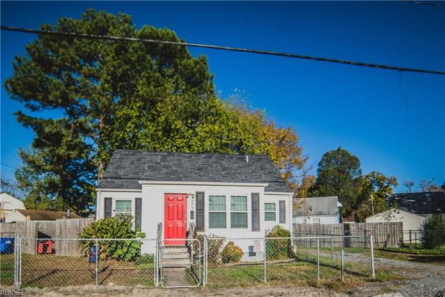 3202 Turnpike Rd, Portsmouth, VA 23707 (MLS #10161714) :: Chantel Ray Real Estate