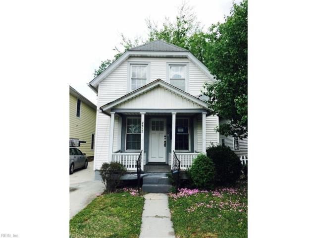 2512 Portsmouth Blvd, Portsmouth, VA 23704 (#10161776) :: Berkshire Hathaway HomeServices Towne Realty