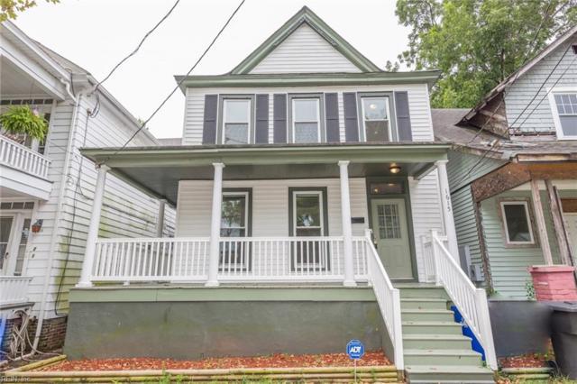 1615 Spratley St, Portsmouth, VA 23704 (#10161861) :: Berkshire Hathaway HomeServices Towne Realty