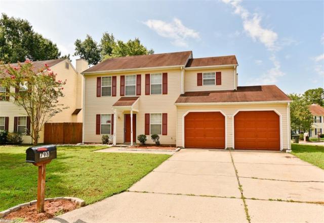 798 Palace Ct, Newport News, VA 23608 (#10161863) :: Abbitt Realty Co.