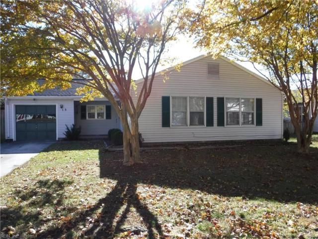 13 Westmont Dr, Hampton, VA 23666 (#10162133) :: Hayes Real Estate Team