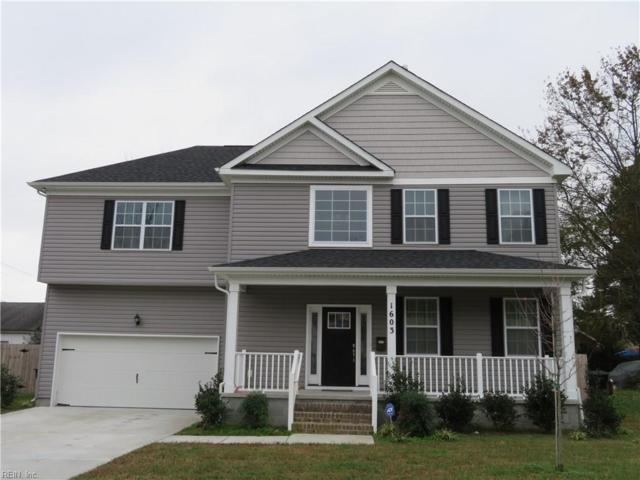 1603 Holladay Street St, Portsmouth, VA 23704 (#10162189) :: Berkshire Hathaway HomeServices Towne Realty