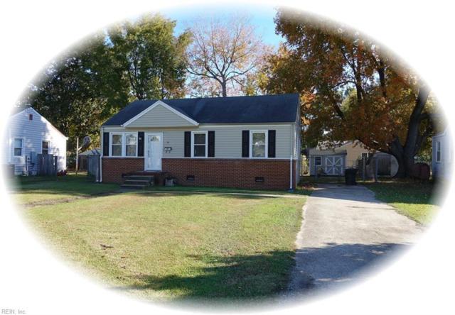 35 Cornwall Ter, Hampton, VA 23666 (#10162212) :: Berkshire Hathaway HomeServices Towne Realty