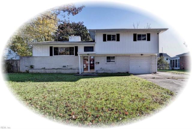 608 Charlton Dr, Hampton, VA 23666 (#10162360) :: Berkshire Hathaway HomeServices Towne Realty