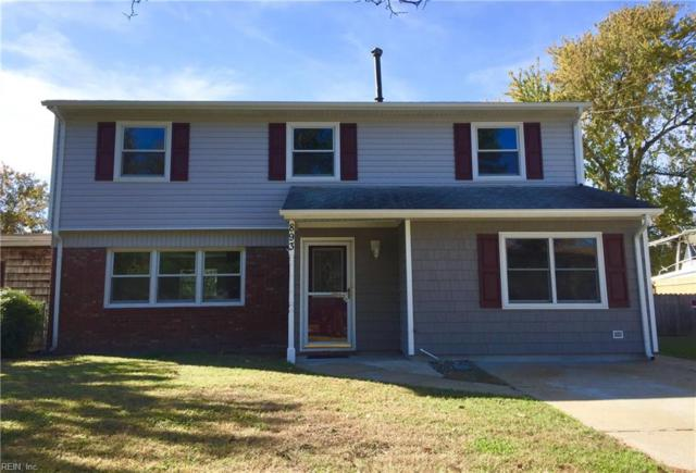 893 Lamplight Ln, Virginia Beach, VA 23452 (#10162410) :: Berkshire Hathaway HomeServices Towne Realty