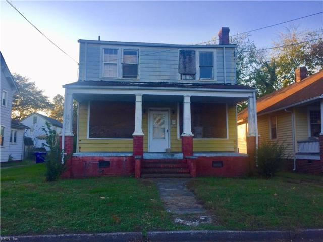 1808 Parker Ave, Portsmouth, VA 23704 (#10162454) :: Berkshire Hathaway HomeServices Towne Realty