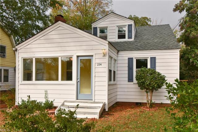 234 Forrest Ave, Norfolk, VA 23505 (MLS #10162464) :: Chantel Ray Real Estate