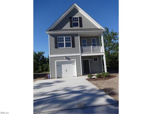 1763 Jason Ave, Norfolk, VA 23509 (MLS #10162480) :: Chantel Ray Real Estate