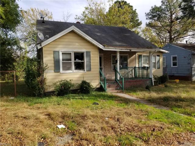 1805 Nashville Ave, Portsmouth, VA 23704 (#10163083) :: The Kris Weaver Real Estate Team