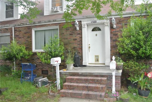 1500 Little Creek Rd W, Norfolk, VA 23505 (#10163088) :: The Kris Weaver Real Estate Team