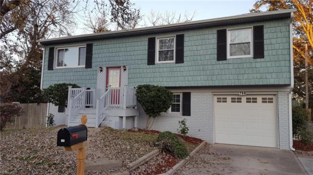 700 Carriage Hill Rd.  Virginia Beach Rd, Virginia Beach, VA 23452 (#10163119) :: The Kris Weaver Real Estate Team