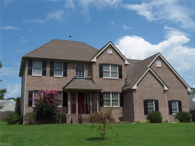805 Canteberry Ln, Isle of Wight County, VA 23430 (#10163391) :: Austin James Real Estate